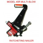 Powernail 45R<br> Ratcheting Manual Flooring Nailer<br>$269.99 - Free Shipping